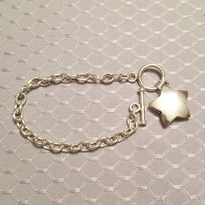 Jewelry - Sterling Silver Star Bracelet
